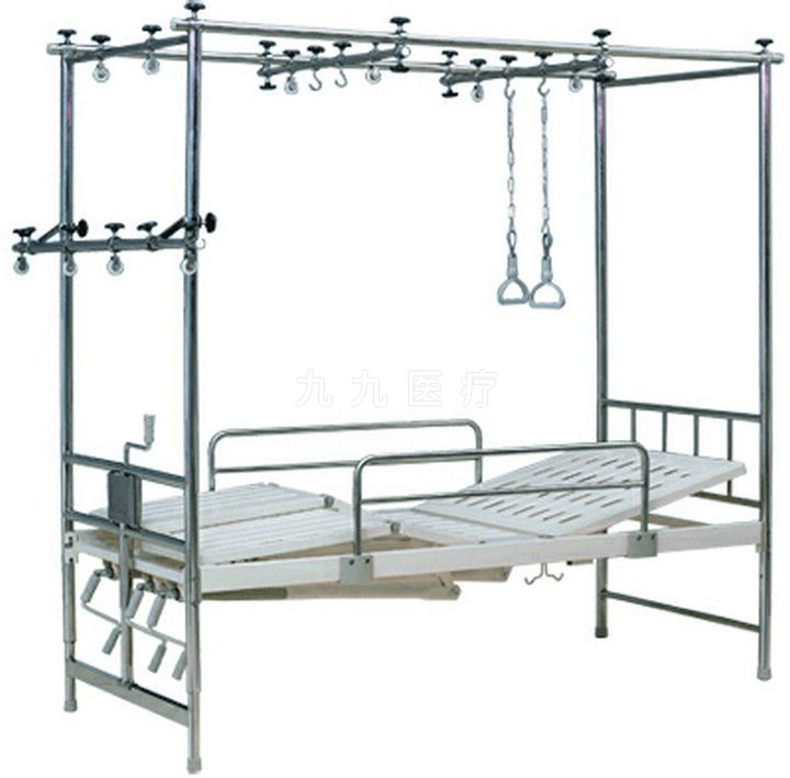 JC05不锈钢多功能骨科牵引床